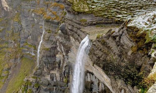 10 cascadas para un diciembre mágico