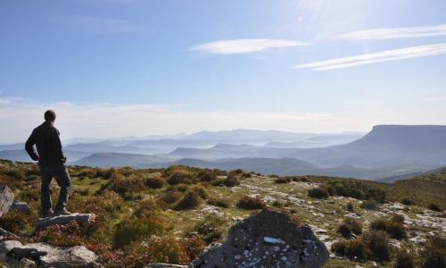 Alto Jerea, Túnel de la Complacera y el Pico del Fraile – Relloso