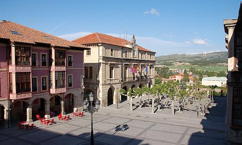 Oficina municipal de Turismo de Medina de Pomar