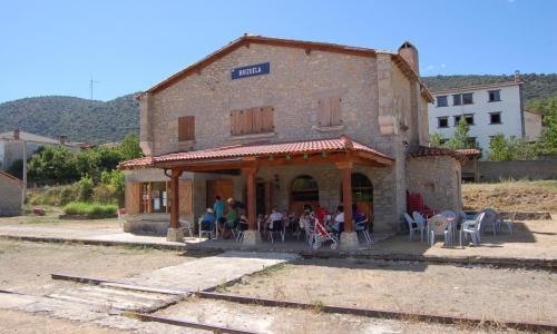 Albergue Turístico La Estación de Brizuela