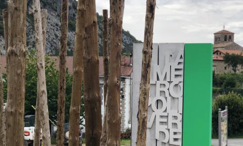 La Metrópoli Verde (Casa del Parque Montes Obarenes- San Zadornil)