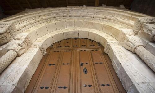 Colina de Losa - Iglesia de La Expectación de Nuestra Señora