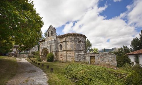 Crespos - Iglesia de la Inmaculada Concepción