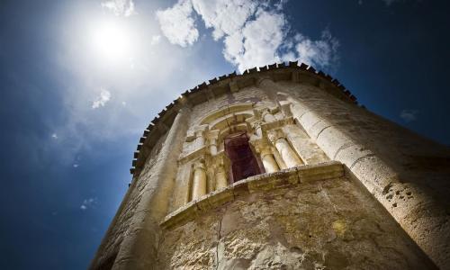 Criales de Losa - Iglesia de Nuestra Señora de las Nieves