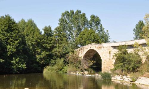 Puente Medieval de Mijangos