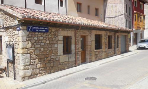 Oficina de turismo de Oña
