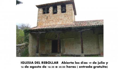 El Rebollar - Iglesia de Nuestra Señora del Rebollar