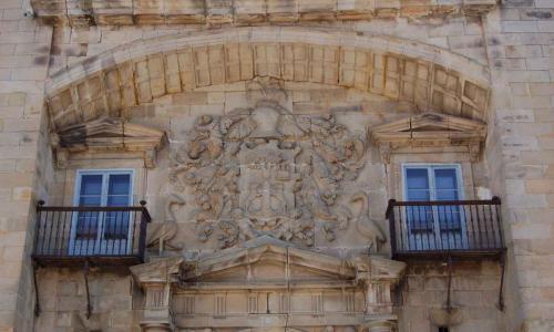 Palacio de los Chiloeches o el Fuerte