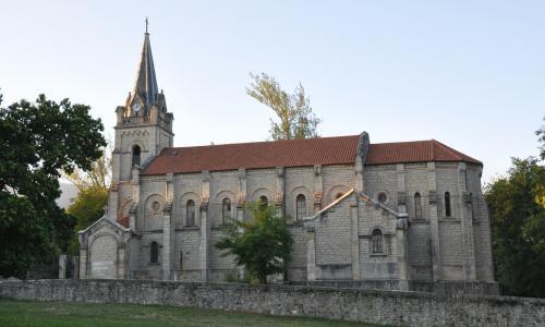 Iglesia Virgen del Rosario - Noceco