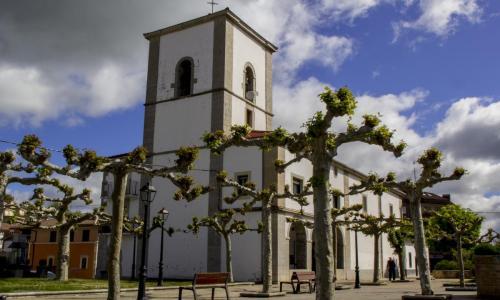 Villasana de Mena - Iglesia de Nuestra Señora de las Altices