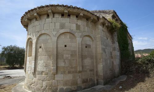 La Orden - Iglesia de San Saturnino