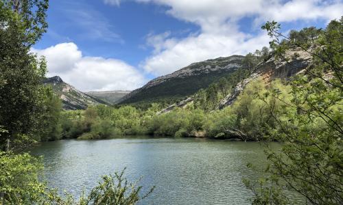 GR 99 Camino Natural del Ebro