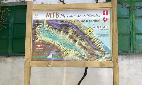 MTB Merindad de Valdivielso