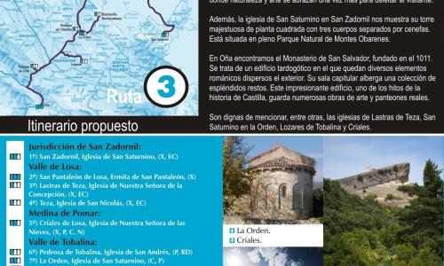 Ruta 3: El Legado del Románico