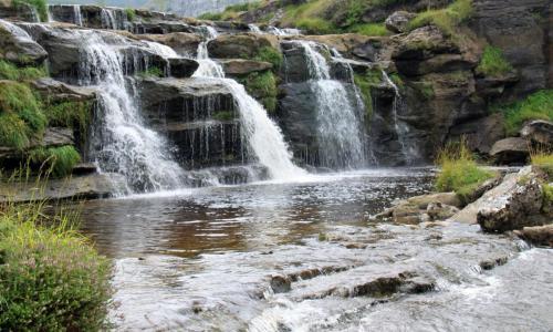 Cascada de los Atrancos