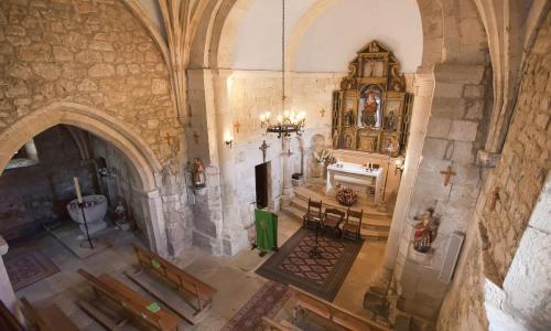 Manzanedo - Iglesia de Nuestra Señora de la Asunción