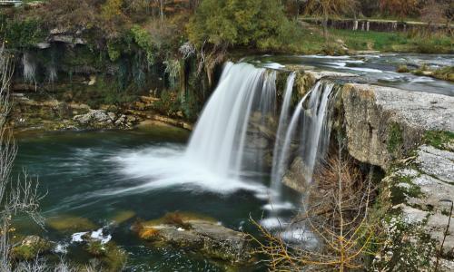 La Orden/Pedrosa de Tobalina - Cascada del Peñón