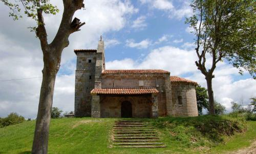San Vicente de Villamezán - Iglesia de San Vicente de Villamezán