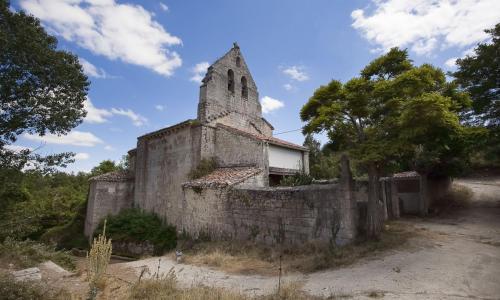 San Miguel de Cornezuelo - Iglesia de San Miguel Arcángel